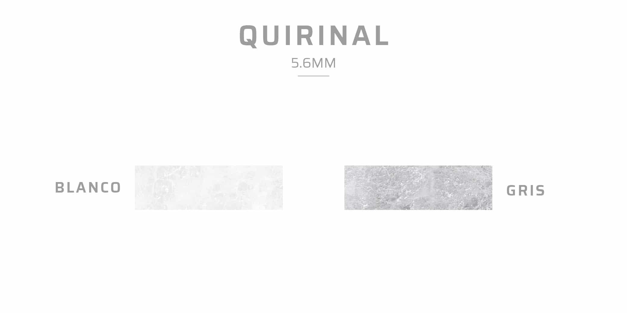 porcelain cladding quirinal