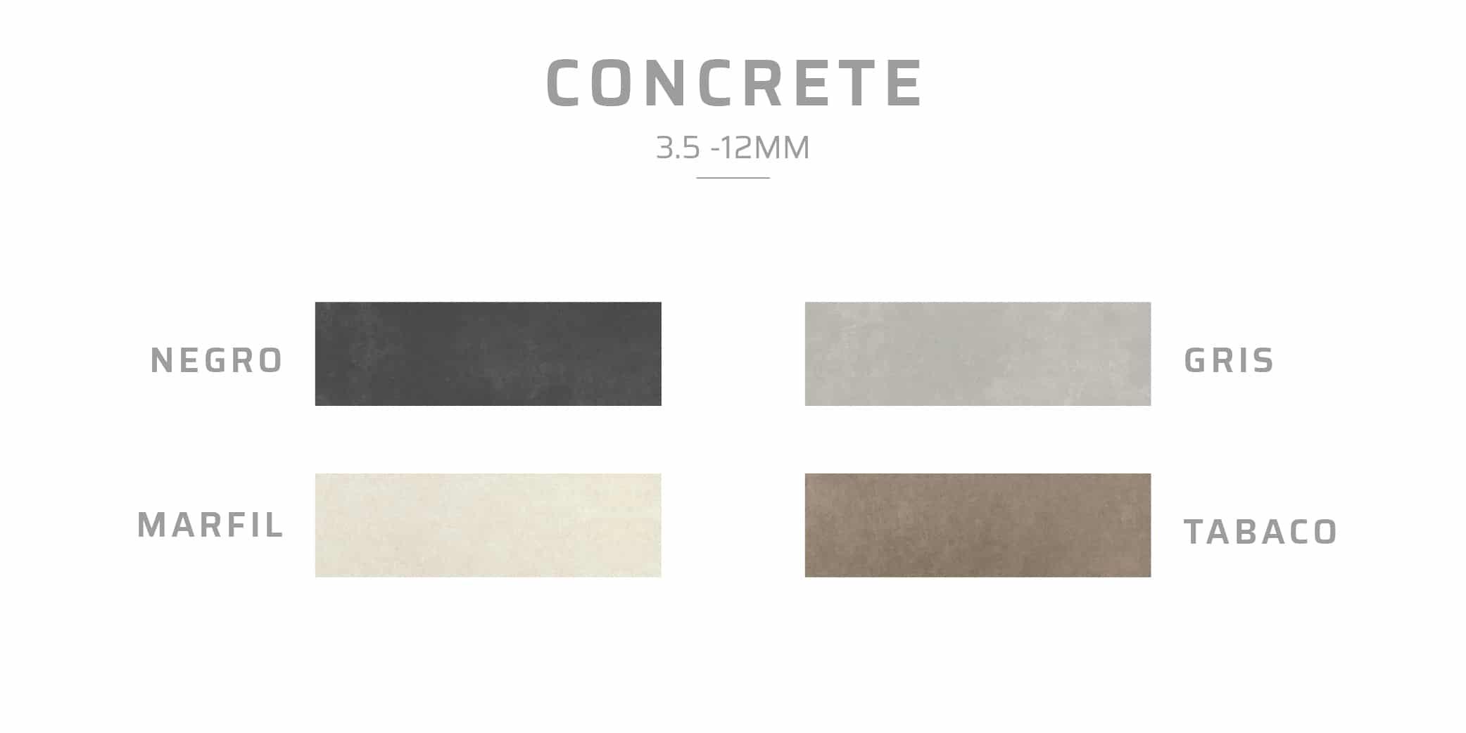 porcelain cladding concrete