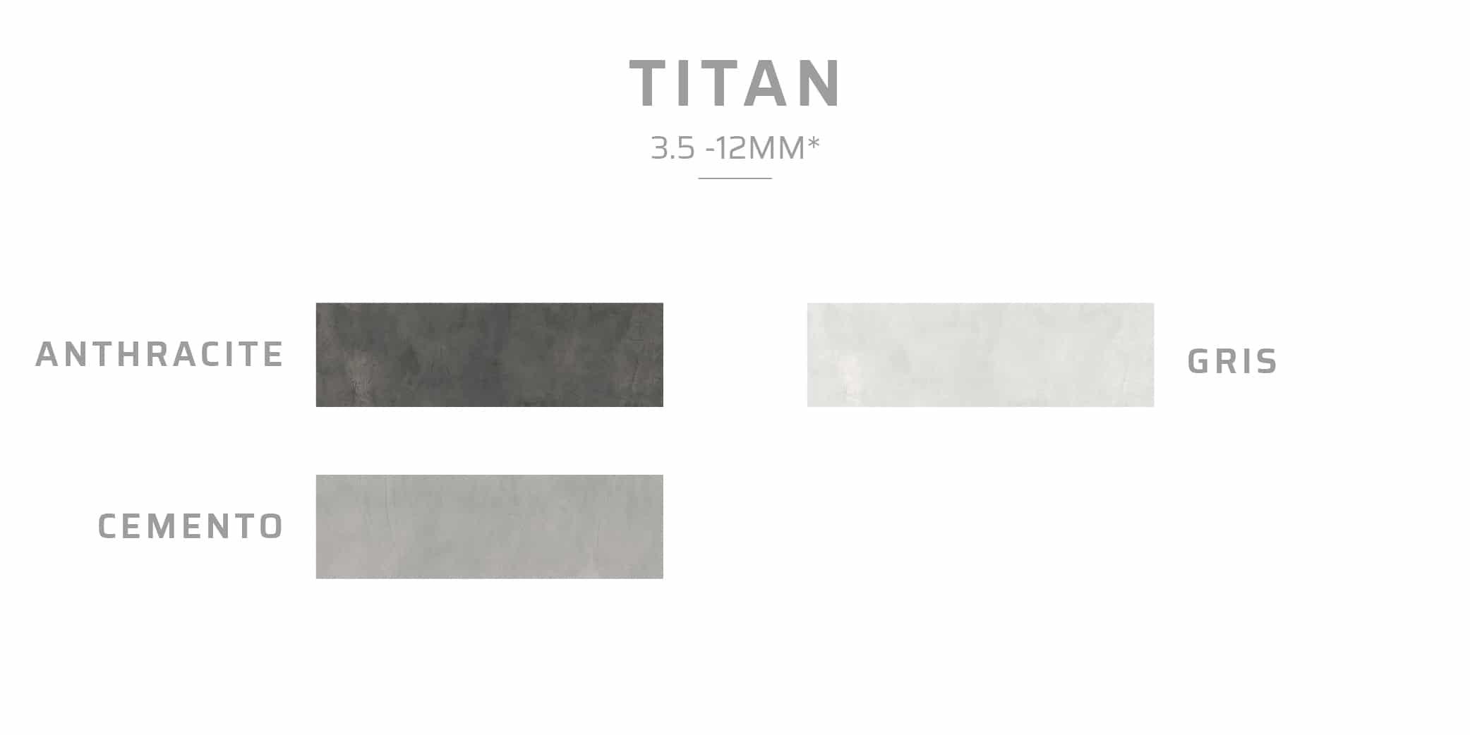 porcelain cladding titan