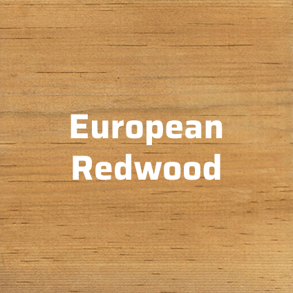 european redwood timber cladding
